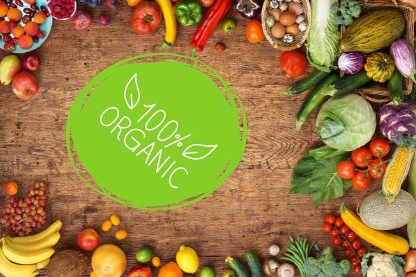 Alimentos orgánicos